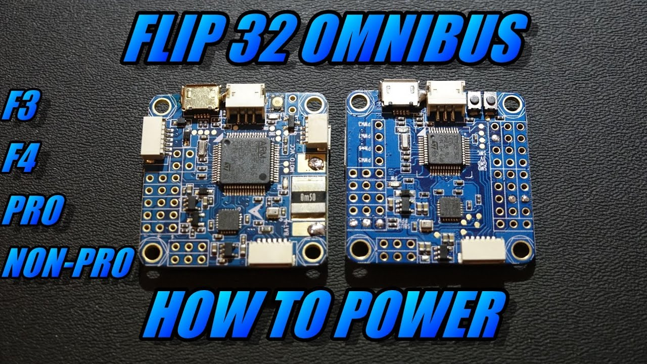 hq720 flip32 omnibus how to power (f3 f4 pro nonpro) youtube �����  at soozxer.org