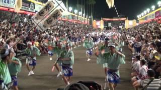 2012 徳島 葵連 徳島市藍場浜演舞場