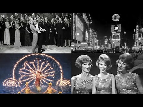 10 Vintage New Year Songs – 40's, 50's & 60's