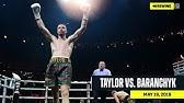 DAZN REWIND   Josh Taylor vs. Ivan Baranchyk (World Boxing Super Series)