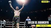 DAZN REWIND | Josh Taylor vs. Ivan Baranchyk (World Boxing Super Series)