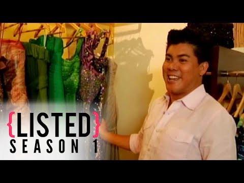 Oliver Tolentino | Listed Season 1