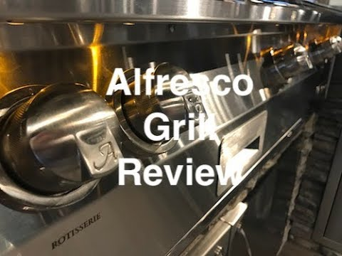 Alfresco Grill Review: One Thing I Would Change