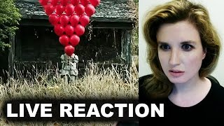 It Trailer 2 2017 REACTION