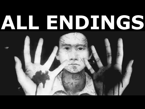 Detention ALL ENDINGS - Good Ending & Bad Ending (Detention 返校 Horror Game 2017)