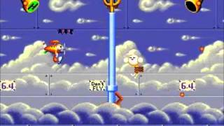 Dynamite Headdy: Tool Assisted No Damage Run (Stages 6 & 7)