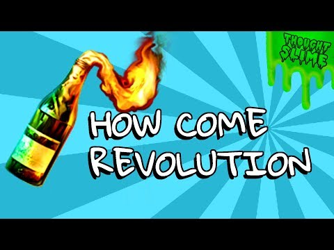 But How Come Revolution?