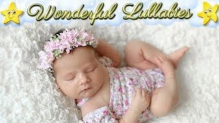 Super Relaxing Baby Lullabies Collection ♥ Best Calming Bedtime Music For Sweet Dreams ♫ Good Night