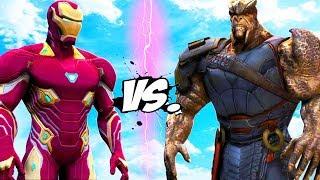 IRON MAN VS CULL OBSIDIAN (Children Of Thanos)