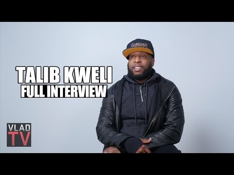 Talib Kweli (Full Interview)