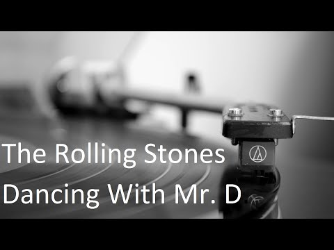 Dancing With Mr. D. - The Rolling Stones on Vinyl