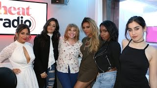 Fifth Harmony join Sarah Powell on heat Radio!