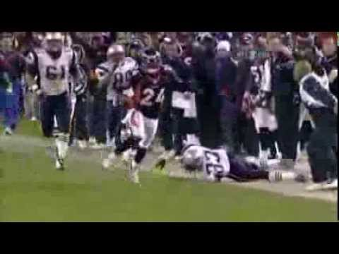 Champ Bailey   100 yd INT 2005 AFC Divisional vs  New England