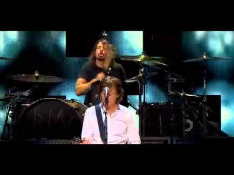 Paul McCartney and Nirvana Pics and Setlist Hurricane Sandy Relief Concert New York Dec 12 2012