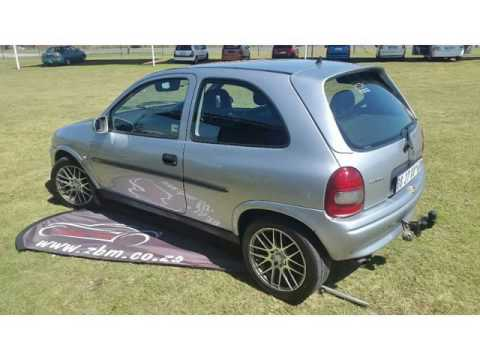 2001 opel corsa 1 6 gsi a c p s c d auto for sale on auto. Black Bedroom Furniture Sets. Home Design Ideas