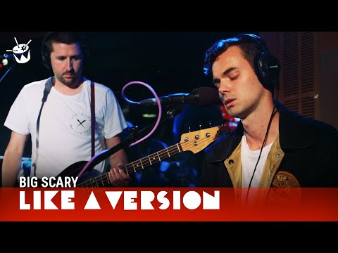 Big Scary cover Nirvana 'Come As You Are' for triple j's Like A Version