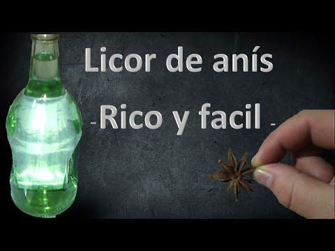 Licor De Anis Casero - Rico Y Facil