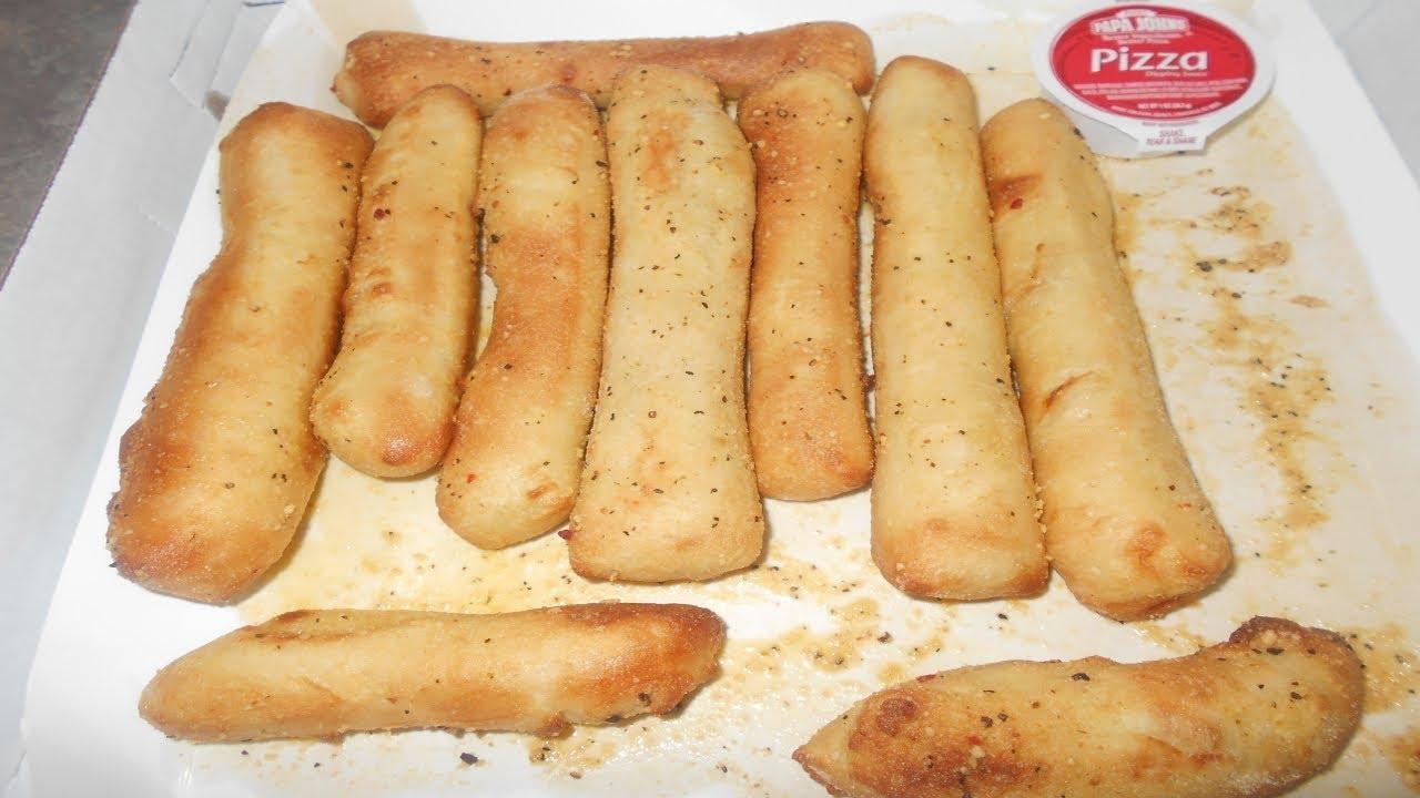 Free Breadsticks At Papa Johns