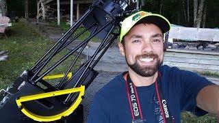 "I GAVE AWAY a 10"" Dobsonian Telescope"