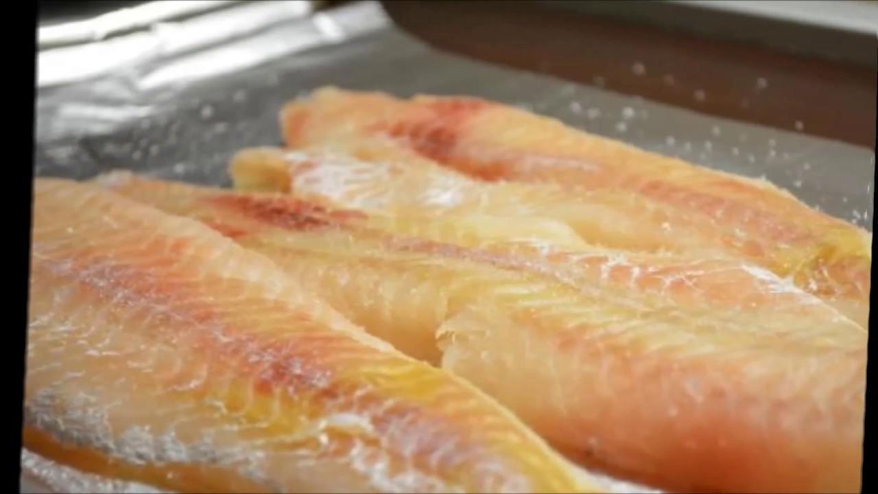как вкусно приготовить в духовке филе минтая