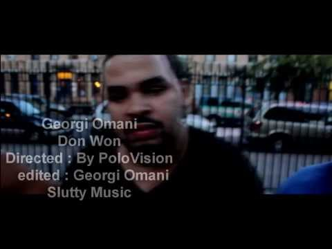 "georgi omani - don won ""slutty music"" new hot 2013"