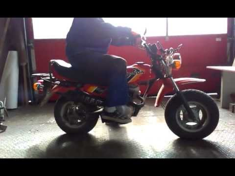 honda cy 50 soundcheck with original exhaust youtube. Black Bedroom Furniture Sets. Home Design Ideas
