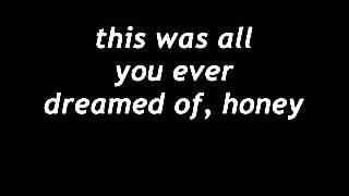 James Arthur - Cheap Dreams, Rich Daddies  Lyrics On Screen