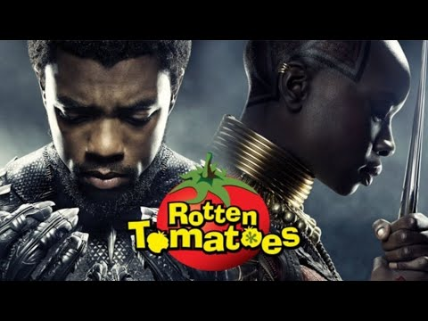 Image result for Black Panther' Currently Marvel's Best Reviewed Movie Ever On Rotten Tomatoes
