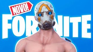 This is the BEST Skin of Fortnite? Conferring the Borderlands 3 event at Fortnite!