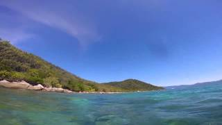 Fitzroy Island Adventures by Francesca and Michael