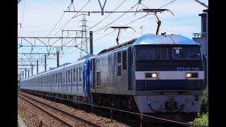 東京メトロ半蔵門線甲種輸送