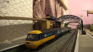 Hornby R545, BR Class 43 HST Inter City train set, LOT 7 Ebay No: 320858988825