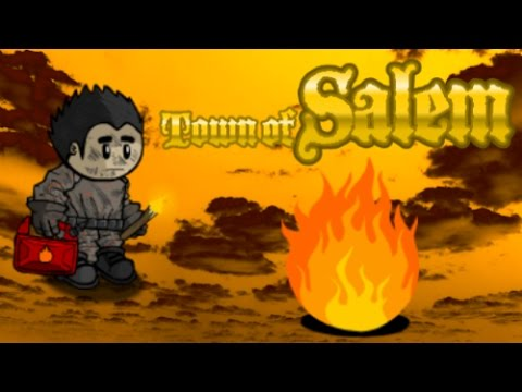 Arsonist - Town of Salem Minecraft Skin
