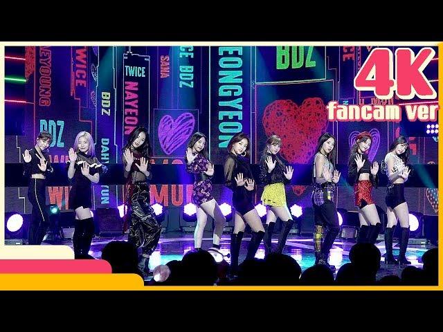 [4K & 직캠] TWICE -  BDZ @Show! Music Core 20181117