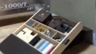Kundenvideo: Cnc Fräse / Herstellung Eines Nähkästchen, Nähkasten / Cnc Router Sewing Box