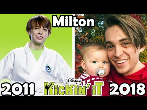 Kickin' It Before and After 2018 (Then and Now)