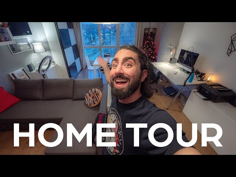 HOME TOUR prima del trasloco. Addio casetta!