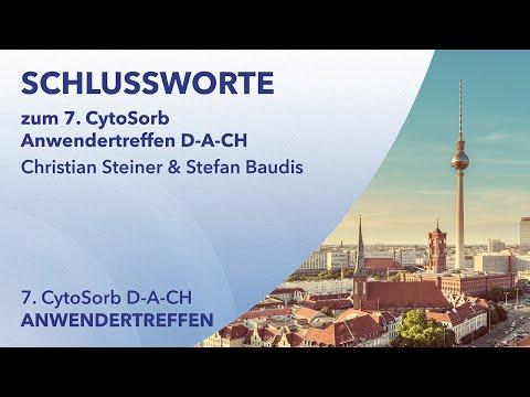 Schlussworte 7. CytoSorb Anwendertreffen D-A-CH | Christian Steiner & Stefan Baudis