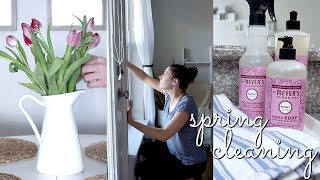 SPRING CLEANING 2018 + FREE cleaning essentials!