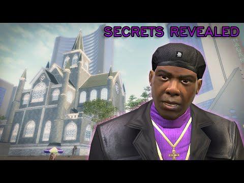Julius Hidden Church Messages - Saints Row 2 |