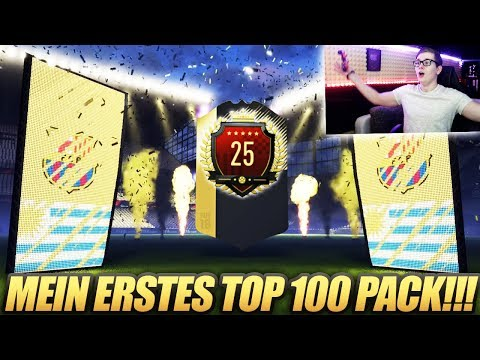 FIFA 18: ICH BIN IN DER TOP 100!! MEIN ERSTES TOP 100 PACK 💎🔥💎 Fut Champions Pack Opening 😱 Realfifa