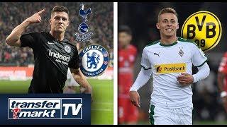 Jovic bei englischen Top-Clubs im Visier – BVB an Hazard dran?   TRANSFERMARKT
