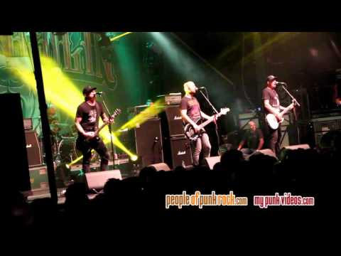 MILLENCOLIN - Olympic @ Music 4 Cancer, Sainte-Thérèse QC - 2016-09-17