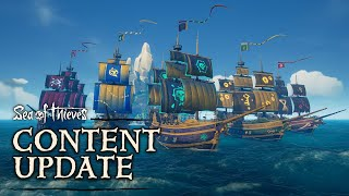Ships of Fortune - April 22nd: Official Sea of Thieves Content Update