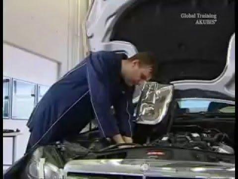 Mercedes-Benz OM651 Replace Turbocharger Actuator Motor