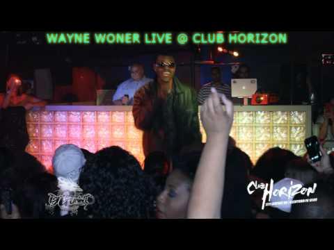 WAYNE WONDER LIVE @ CLUB HORIZON- DJ GEMINI