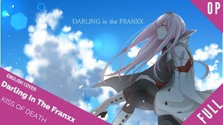 """「English Cover�Darling In The Franxx OP """"Kiss of Death"""" ..."""