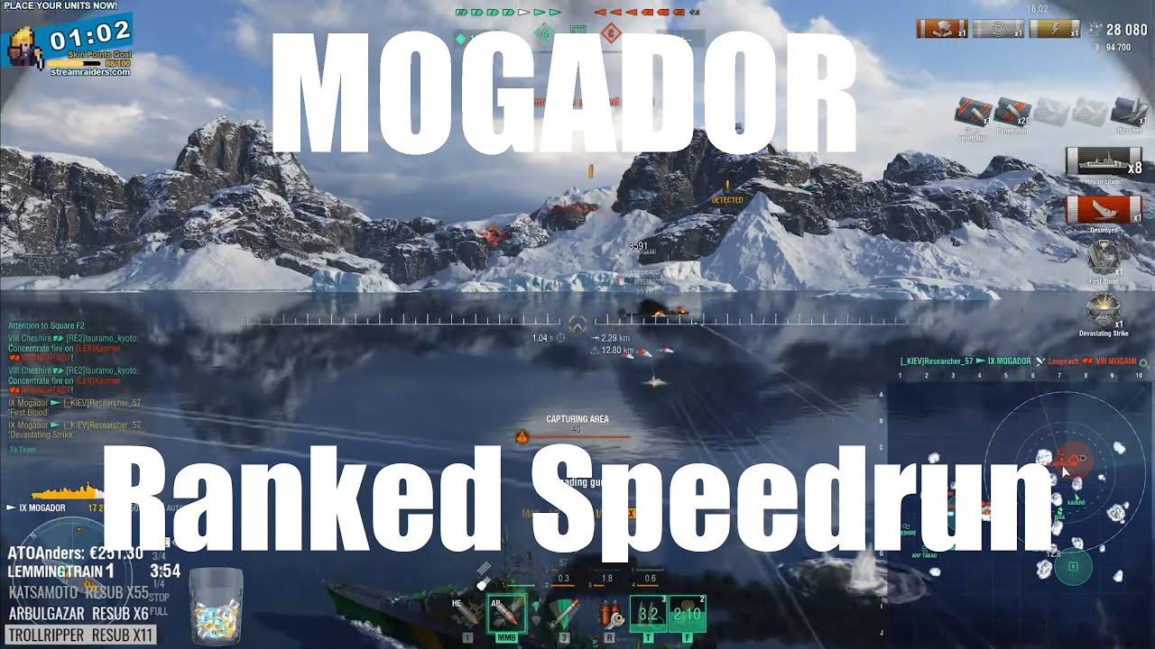 Highlight: Mogador - Ranked Speedrun