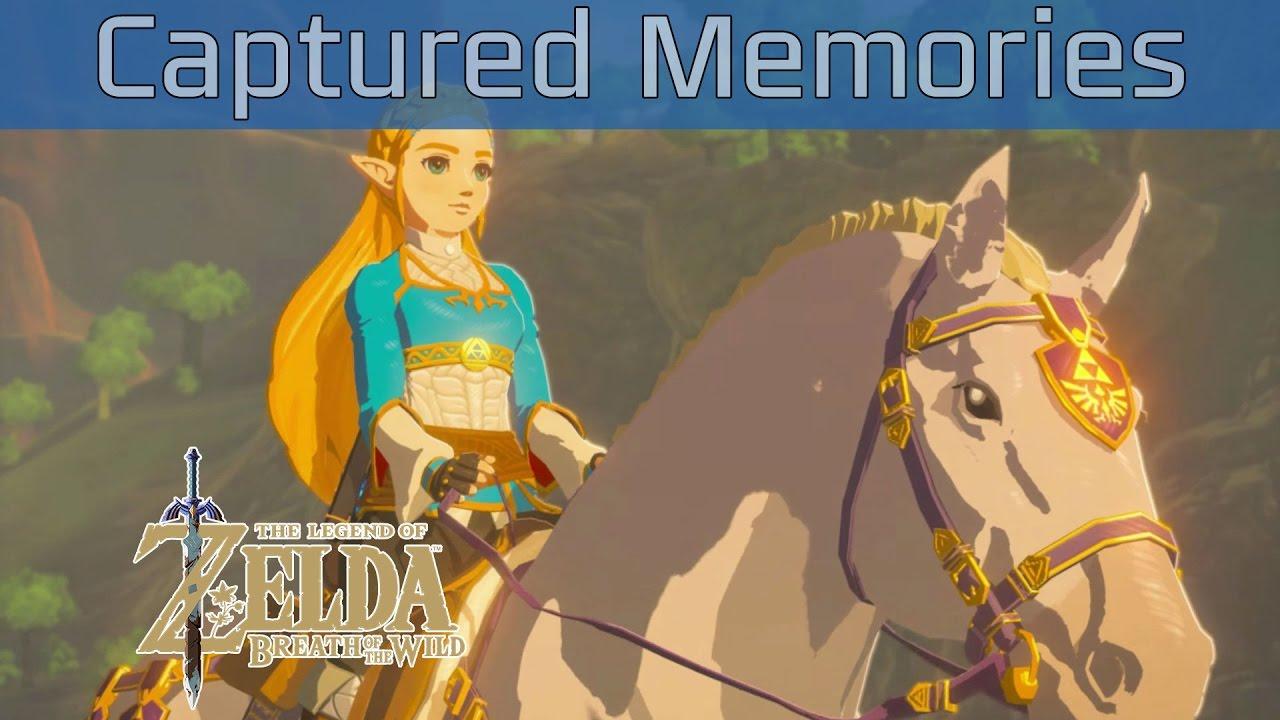 captured memories zelda