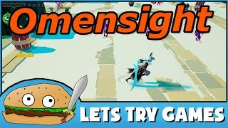 OMENSIGHT 🐻 A Gorgeous Mystery Adventure 🍔 Lets Try Games 🍔